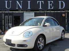 VW ニュービートルベースグレード 禁煙車 HDDナビTV 安心ロング無料保証付