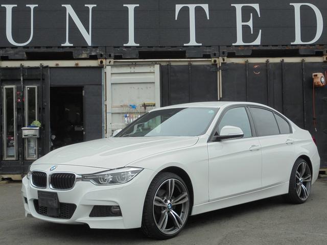 BMW 320d Mスポーツ 19新品アルミ 安心ロング無料保証付