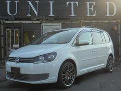 VW ゴルフトゥーランTSI コンフォートライン HDDナビ地デジ 安心ロング保証