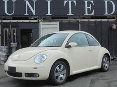 VW ニュービートルベースグレード 天井綺麗 HDDナビTV 安心ロング無料保証