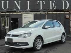 VW ポロTSIコンフォートライン 純正ナビ地デジ 安心ロング無料保証
