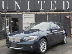 BMW116i スタイル 純正ナビ バックカメラ 安心ロング保証付