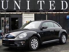 VW ザ・ビートルデザイン 純正ナビ地デジ キセノンライト 安心ロング無料保証
