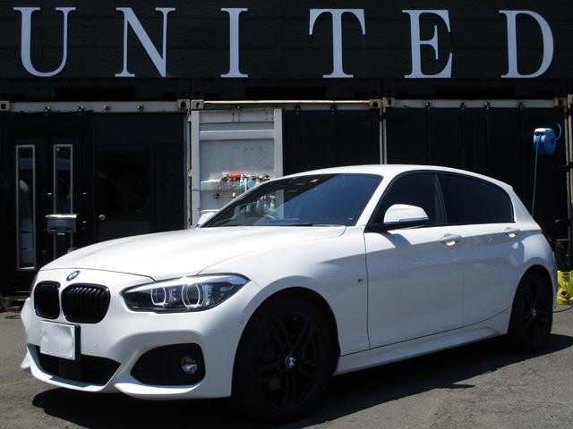 BMW 118d Mスポーツ エディションシャドー ACC レザー