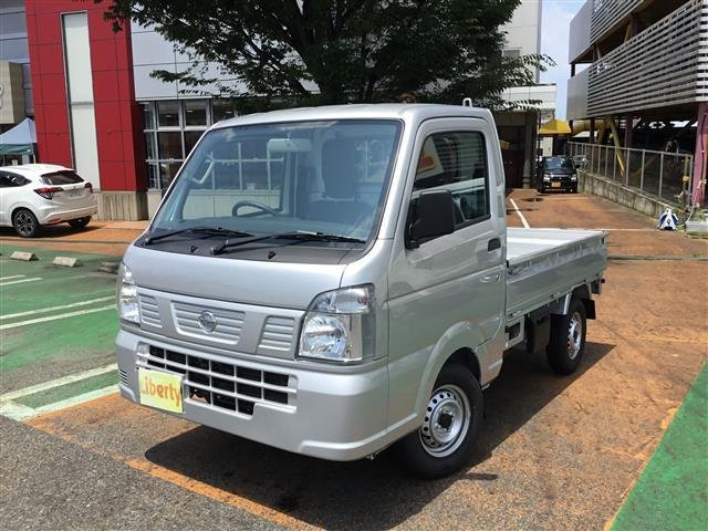 日産 DX 5MT AC PS WエアB ABS