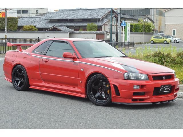 日産 GT-R Vスペック NISMOフルエアロ トータルチューン