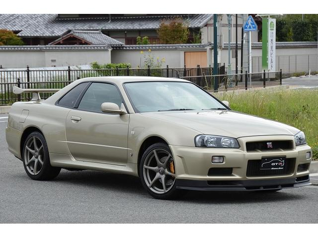 日産 GT-R Mスペック ワンオーナー車輌 メンテナンス記録有り