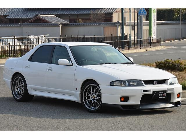 日産 GT-Rオーテックバージョン40thアニバー ロブロンレザー