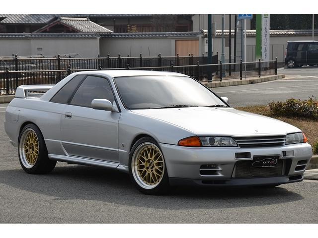 日産 GT-R VスペックII エンジンOH済み 540PS