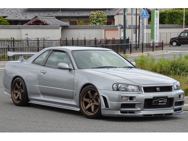 日産 GT-R Vスペック エンジンフルOH済み 470PS
