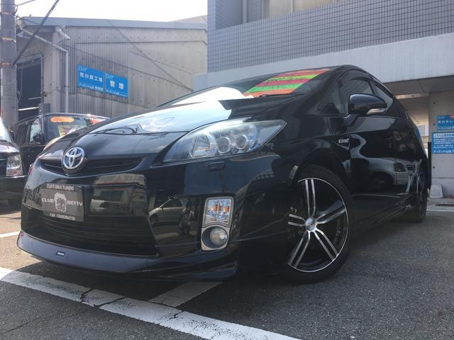 トヨタ Sツーリングセレクション モデリスタエアロ ローダウン