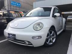 VW ニュービートルプラス レザーシート サンルーフ ETC