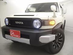 FJクルーザー社外AW LEDヘッドライト ブラックグリル 全国対応保証付