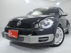 VW ザ・ビートル・カブリオレベースグレード ペイトングリルガード 革シート 全国1年保証