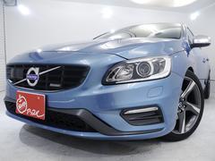 ボルボ S60T4 Rデザイン 黒本革 セーフティPKG 全国1年保証