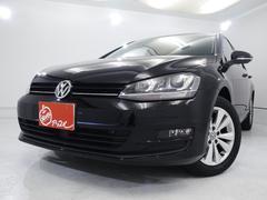 VW ゴルフTSIコンフォートラインBMT ワンオーナー 全国1年保証