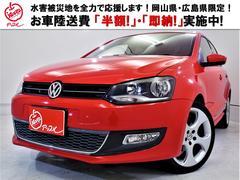 VW ポロTSIハイライン 1オーナー禁煙 ターボ純正17AW 保証付