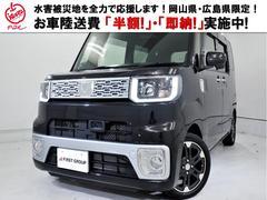 ウェイクG SA 純正8インチナビTV シートヒーターディーラー保証