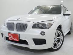 BMW X1xDrive25iMスポーツ SR 黒革 ナビTV 全国保証