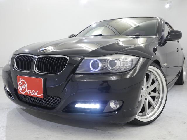 BMW 320i ハイラインP 黒革 SR 19AW 全国対応保証