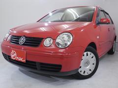 VW ポロベースグレード 黒革 シートヒーター ナビTV ETC