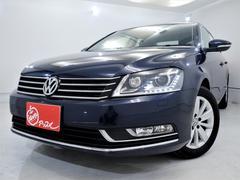 VW パサートTSIコンフォートラインBMTナビTV1オーナー禁煙全国保証