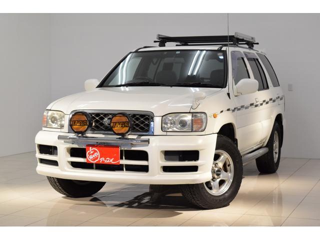 日産 ワイドR3m-X エアロリミテッドパッケージ ユーザー買取車