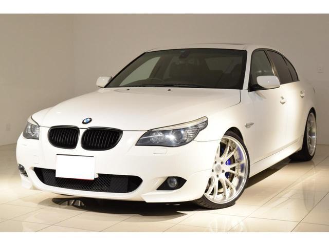 BMW 525i MスポーツパッケージSR・社外20AW・クルコン