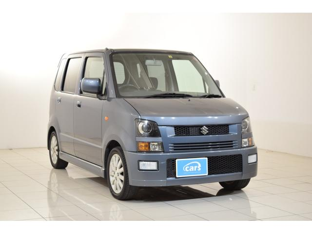 スズキ ワゴンR RR RR−DI ユーザー買取車 キーレス (...