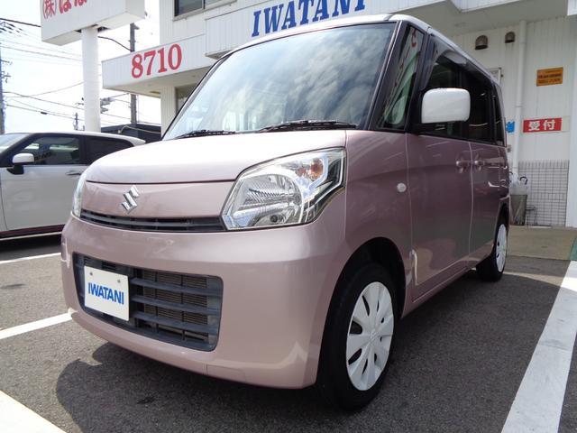 スズキ X i-stop スマ-トキ- 衝突安全ボディ