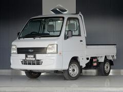 サンバートラックTB エアコンパワステ 4WD 5速MT ワンオーナー車