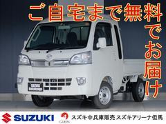 ハイゼットトラックジャンボ 4WD 5速MT デフロック マット バイザー