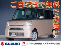 タントX SAII 4WD パワースライドドア リアサンシェード