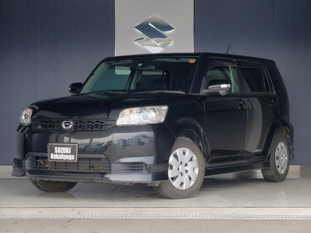トヨタ 1.8Sオンビー 4WD サイバーナビ エアロ 黒革調シート