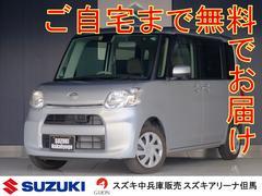 タントX SAII 4WD キーフリー パワースライド スマアシ2
