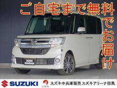 タントカスタムRS トップエディションSAII 4WD 8型ナビ