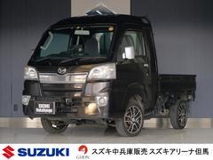 ハイゼットトラックジャンボ 4WD 5MT デフロック ナビ 社外アルミ