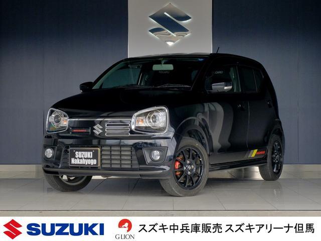 4WD 5MT レカロシート HIDライト プッシュスタート(1枚目)