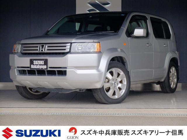 ホンダ クロスロード 20X 4WD 7人 5AT ディスチャージヘッドライト