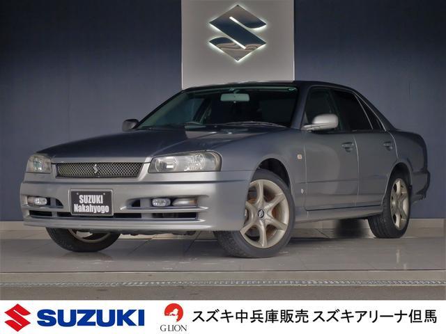 日産 GT-V ワンオーナー ノーマル車 5MT キセノンライト