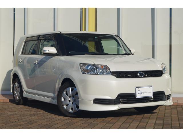 トヨタ 1.5G オン ビーリミテッド 専用レザーシート ナビ地デジ