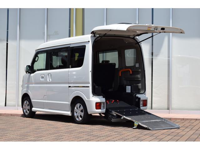 日産 チェアキャブ スロープタイプ   福祉車両 4WD