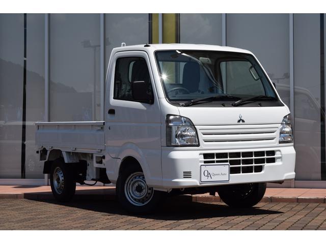三菱 M 4WD 5MT 届け出済み未使用車