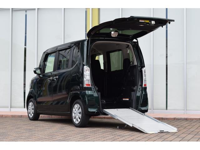 ホンダ G・Lパッケージ 車いすスロープタイプ リアシート付 4人乗り 電動ウィンチ パワースライドドア あんしんパッケージ ドライブレコーダー ビルトインETC