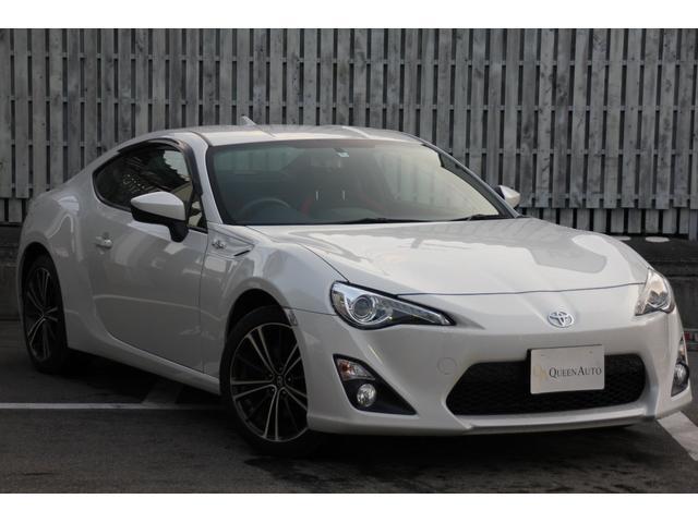 トヨタ GT 6MT 純正ナビTV
