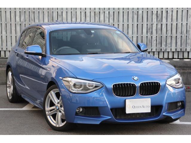 BMW 116i Mスポーツ ワンオーナー ユーザー様買取 ポテンザ