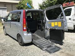 ムーヴ車椅子移動車 ETC キーレス