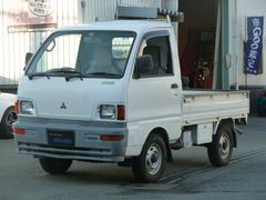 ミニキャブトラックTL エアコン パワステ リアルタイム4WD