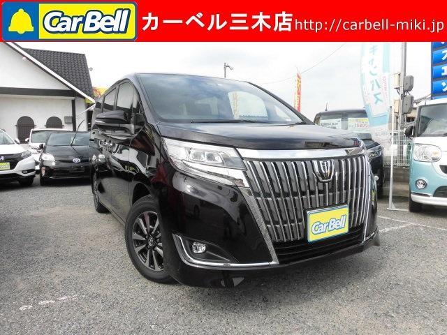 トヨタ Gi 7人乗 新車-福車オプション10点付9型ナビBカメラ