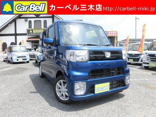 ダイハツ L SAIII 新車-福車オプション10点付ナビBカメラ
